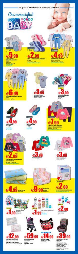 Ciao mamme, vi segnalo questa super promo sui pannolini Pampers in offerta da Auchan Italia. Trovate anche tante cosine abbigliamento a prezzi piccolissimi.  #MondoBabyAuchan http://www.mammarisparmio.it/offerta-pannolini-pampers-e-ricevi-un-buono-da-15-euro-da-auchan/