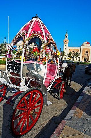 Carriage Sfax Tunisia.