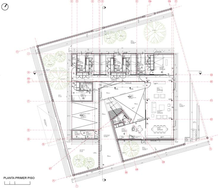 R House 722 best plan, elevation, section and detail images on pinterest