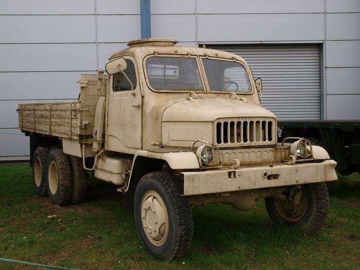 https://flic.kr/p/9uQTsR | Praga V3S 3-ton 6x6 GS Truck | E3314281N
