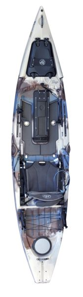 The Cuda 12 is one of Jackson Kayak's top selling kayaks of all time and now gets a new family member, the Cuda HD! Jackson Kayak has taken all the recent impro