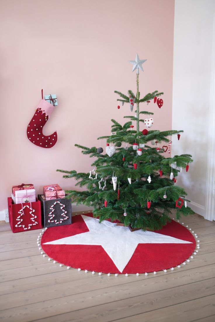 #rikkitikki #éngryogsif #christmas #stars #underlay #basket #stocking #christmasdecoration #news #AW15