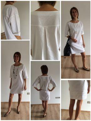 Handmade Mieke: Een op maat gemaakte jurk.