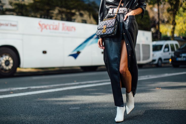 Oh, là, là! Los primeros días de la Semana de la Moda de Paris nos dejan con un street style de ensueño