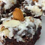 http://jugglingactmama.com/2013/12/quick-almond-joy-brownie-bites.html