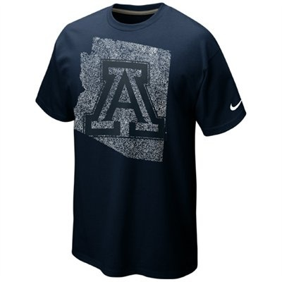 Nike Arizona Wildcats Logo Is Art T-Shirt/ Men's Small I'll wear this shirt