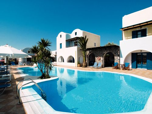 Cheap All inclusive holidays to Santorini 2013 | Thomas Cook