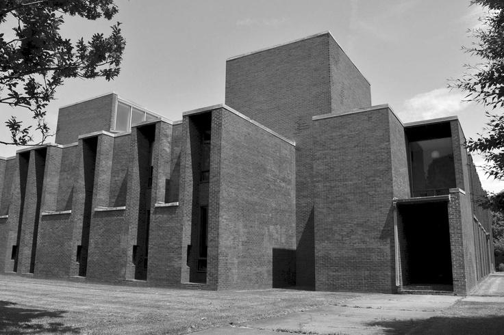 Louis Kahn First Unitarian Church Rochester Ny