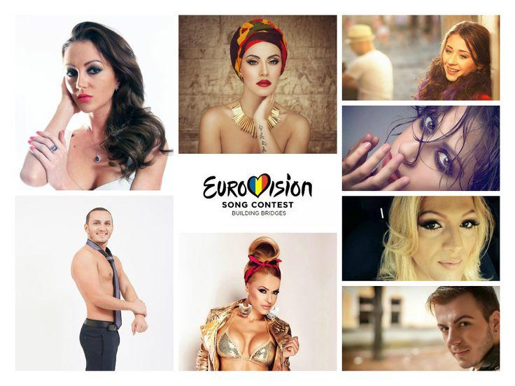 eurovision 2015 romania online
