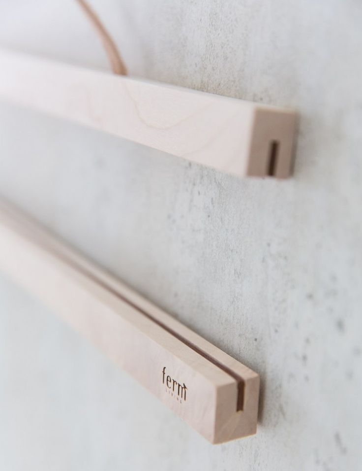 Maple Hanging Poster Frames by Ferm Living