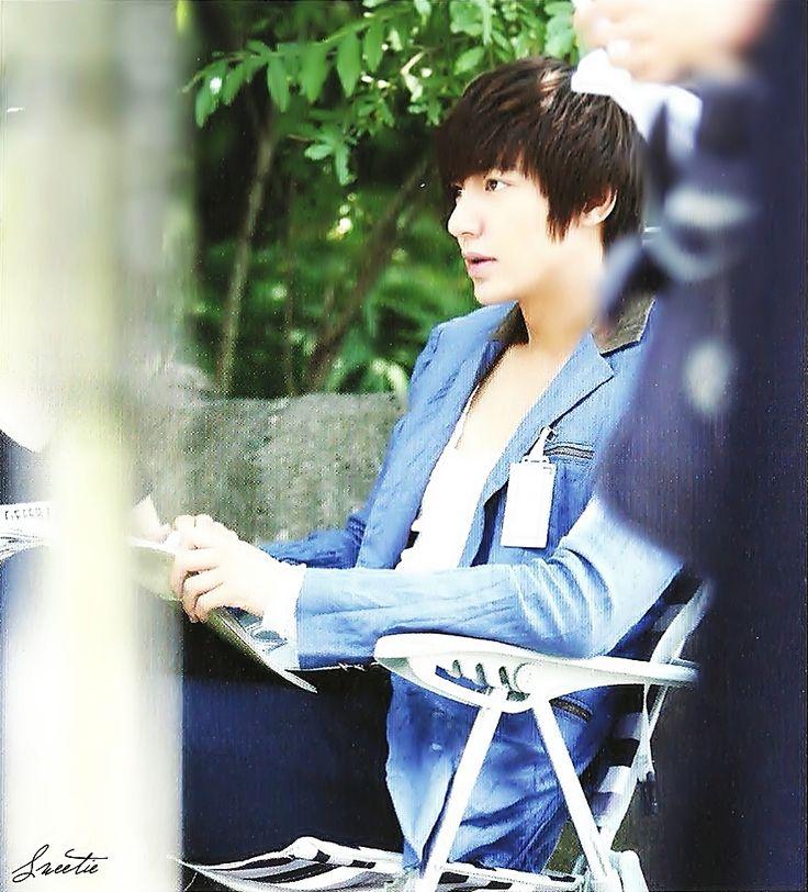 Lee Min Ho | Lee min ho, Lee min, City hunter