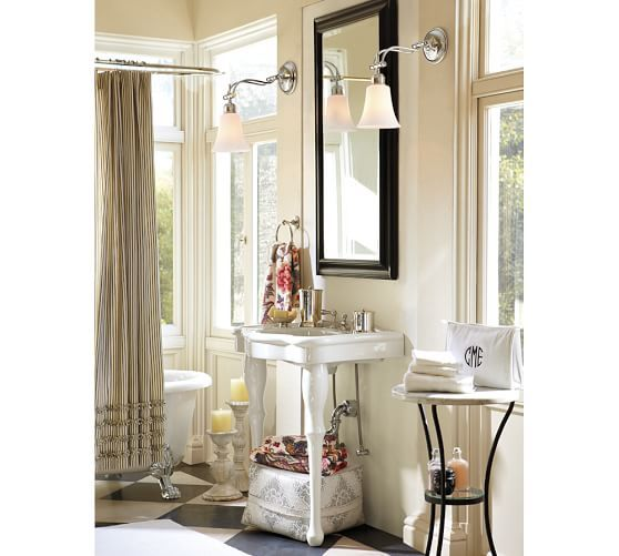Pottery Barn Carriage Lamp: 457 Best For The Home Images On Pinterest