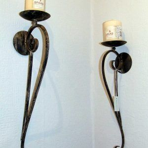 Classic Candle Wall Sconces