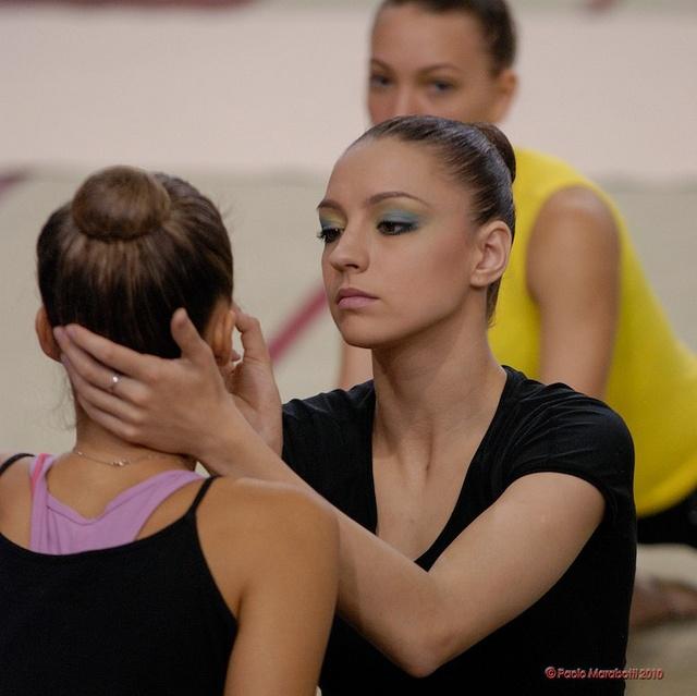 E. O. Kanaeva - Rhythmic Make Up