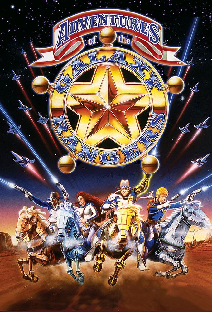 The Adventures of the Galaxy Rangers (1986) - en streaming, serie complet vf youwatch vk   FILMSTREAMING-HD.COM