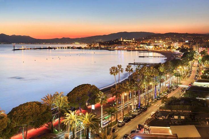 magnifique ville @Cannes @hotelolivier