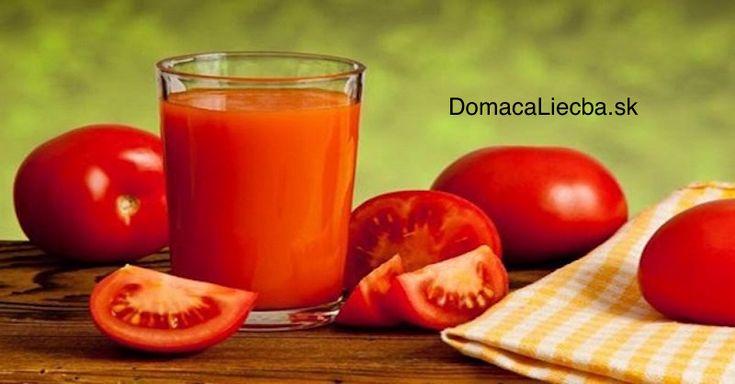 Vedci z Taiwanskej univerzity sa podujali zistiť, aké sú všetky zdravotné účinky paradajkovej šťavy na ľudí. Pozrite sa, čo úžasné zistili.