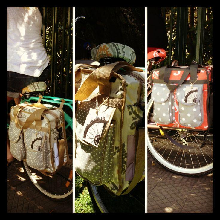 Alforjas y accesorios para tu Bici