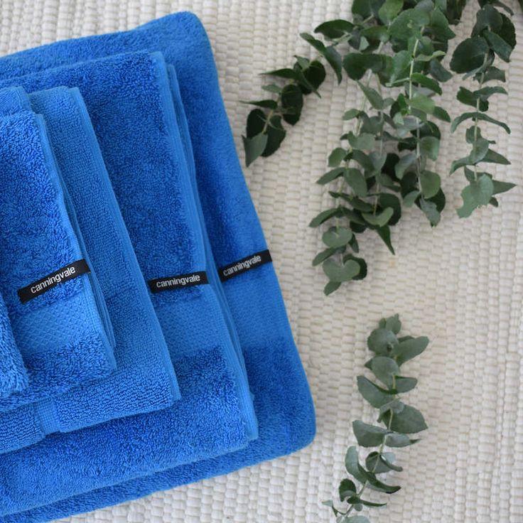 6pc Canningvale Royal Splendour Bath Towel Set | Buy Towels