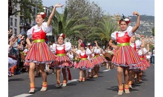 Blog de Gorete Pereira: Festa da Flor Na Madeira