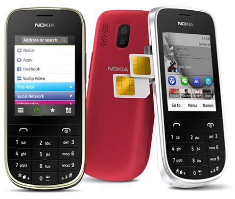 Nokia presenta los nuevos Asha 202, 203 y 302 http://www.aplicacionesnokia.es/nokia-presenta-los-nuevos-asha-202-203-y-302/