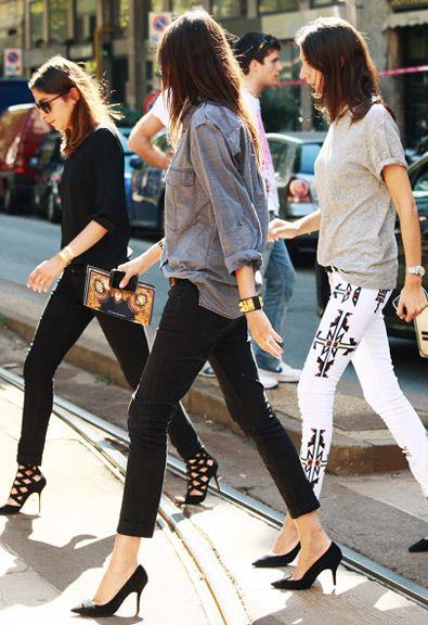 Street Style 2019 - Street Fashion Photos, Inspiration ...