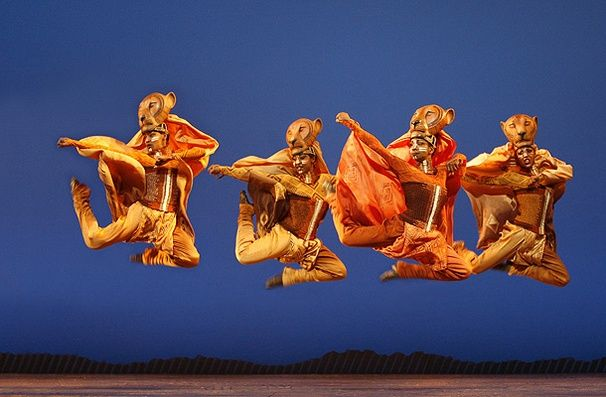 The Lion King - Show Photos