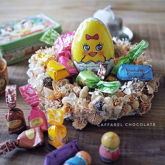 * 2018*3*5 * * @caffarel_hy カファレルチョコレートさんから 第2弾の プリマベーラコレクションが届きました୧⍢⃝୨⚑゛ * * 🐣アートエッグひよこ 🐣キャンディアールヌーボー * * ひよこが可愛くて おもちゃ箱を開けたイメージで୧⍢⃝୨⚑゛ホワイトデーやイースター 母の日など春のギフトにぴったりなコレクションです⸜₍*̤̥͚₎⸝ * * #caffarel #カファレル #chocolate #チョコレート #キャンディ #ホワイトデー #カファレルホワイトデー2018  #うちかふぇ #おうちカフェ #日々の暮らし#foodstagram #tablephoto #tablestyling #tv_stilllife #onmytable #onthetableproject #IGersJP #ig_japan #ig_photooftheday #styleonmytable #mytablesituation  #instagramJapan  #residencepix #キナリノ _maple_life_ 2018/03/05…