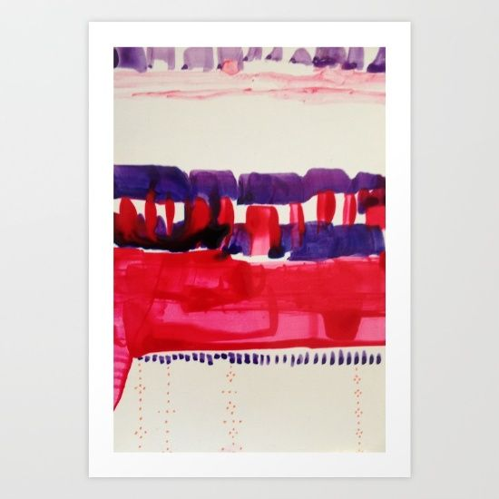 Collect your choice of gallery quality Giclée, or fine art prints custom trimmed by hand in a variety of sizes with a white border for framing. https://society6.com/product/map-to-morocco-refined-series-7_print?curator=wellglow