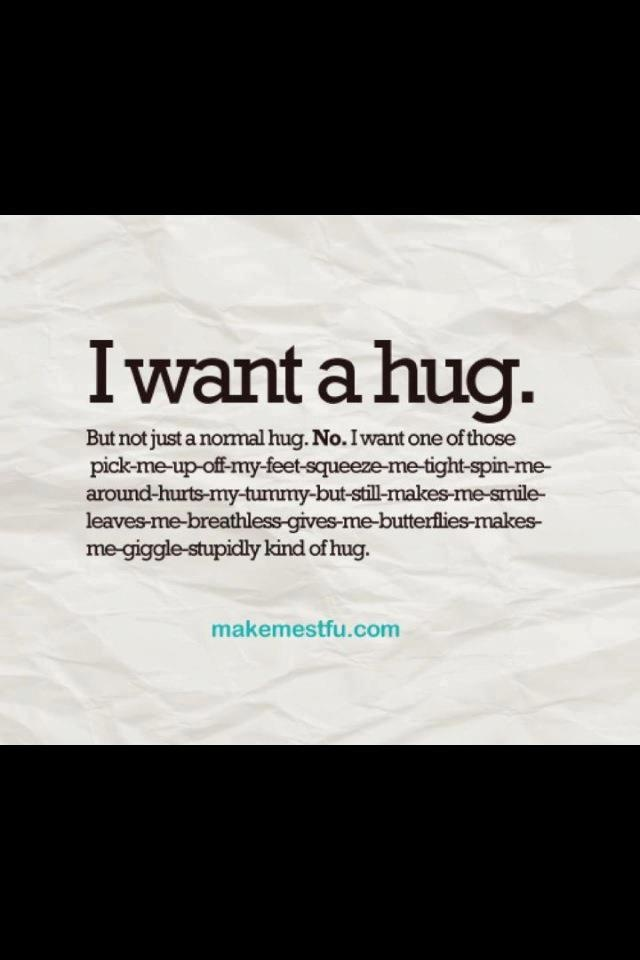 <3 definition of a hug