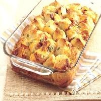 Bacon-Cheese Pull-Aparts - Recipe from Betty Crocker.: Bacon Eggs, Breakfast Casseroles, Tailgating Food, Bacon Cheese, Baconch Pullapart, Pull Apartment Breads, Christmas Mornings, Breakfast Recipes, Green Onions