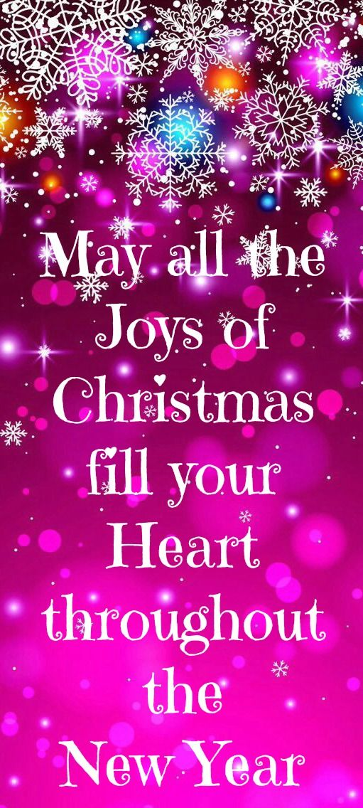 Merry Christmas and Happy New Year ♥ Sending warm wishes to you and your family during this Christmas Season. May your home be blessed with love and happiness ♥ Tam ♥