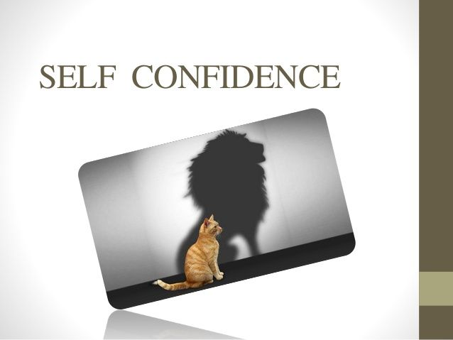 Be Unstoppable : Develop Your Self-Confidence