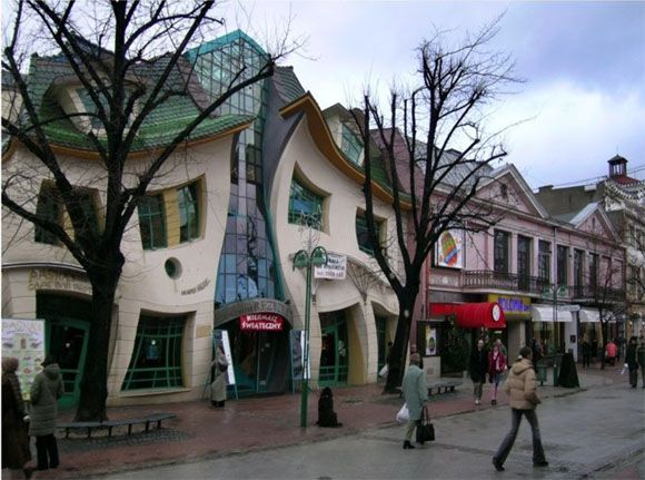 30 best Strange and unique homes from around the world images on ...