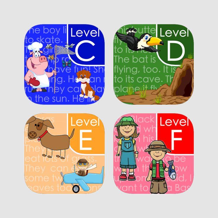 1st Grade Reading Comprehension Bundle on the App Store