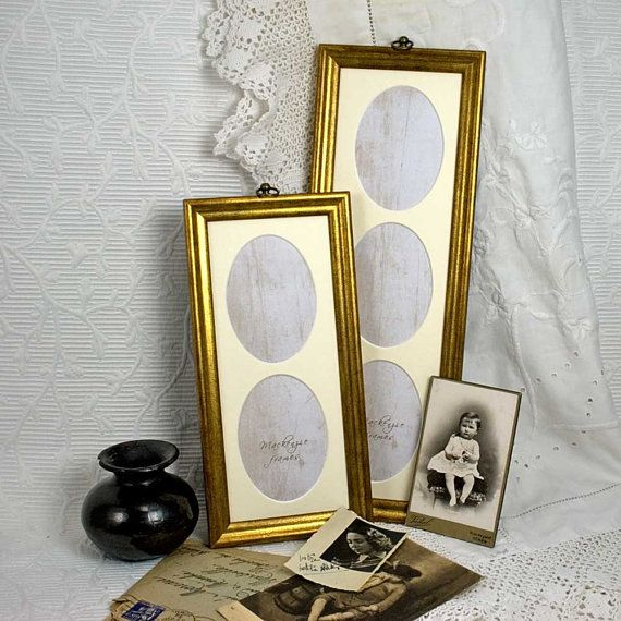 portefeuille taille ovales 3 photos en simple argent cadre deluxe