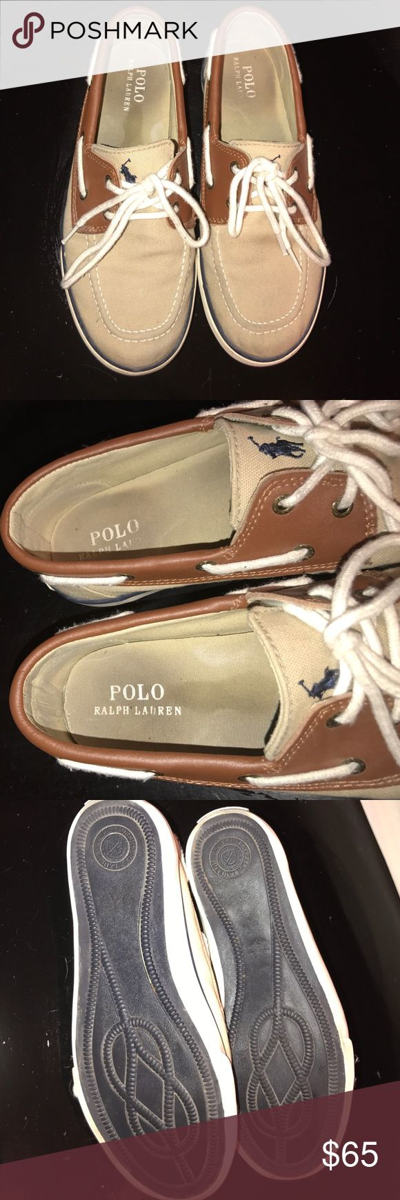 SALE TODAY ONLY Polon Boat shoes Polo boat shoes , only worn twice , prestigious condition , not sperry Sperry Shoes Flats & Loafers
