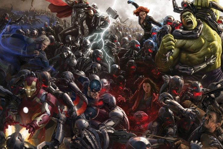 'Avengers 3,' 'Doctor Strange,' 'Captain Marvel' and more Marvel movies get release dates