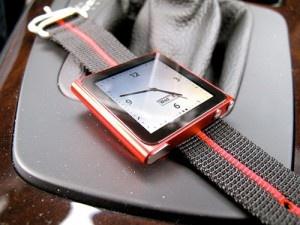 iPod nano watch...strap it on!