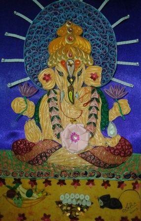 Lord Ganesh...