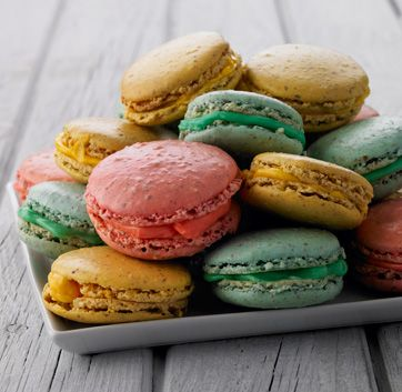 Flotte og festlige franske kager
