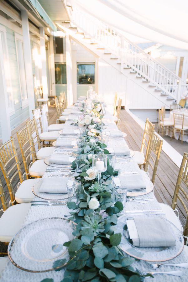 Katie and Patton's Seaside Beach Wedding | Best Wedding Blog - Wedding Fashion & Inspiration | Grey Likes Weddings