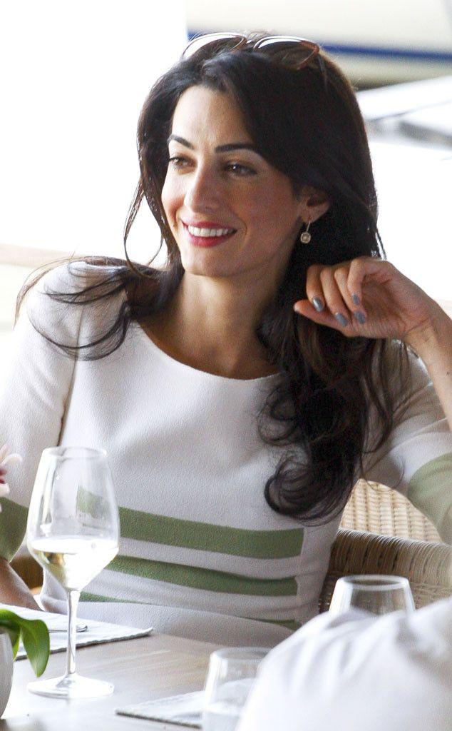 A NEW STYLE ICON: Amal Clooney's elegant ladylike looks