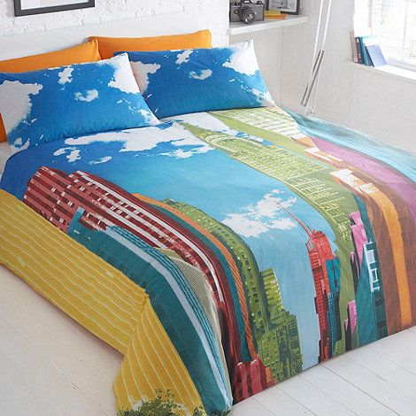 The 11 best ben de lisi bedding images on pinterest debenhams ben de lisi home multi coloured nyc bed set at debenhams gumiabroncs Image collections