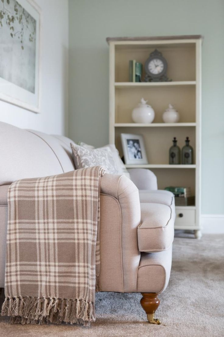 Soft Furnishings Such As Cushions And Throws Soften An Overall Look We Favour Check Tartan PatternExtension IdeasSoft