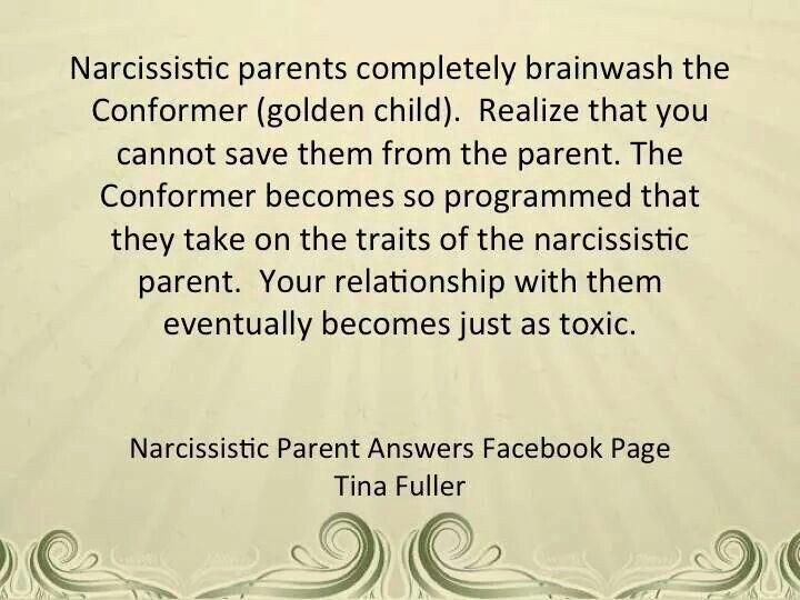 Narcissistic Parents Quotes