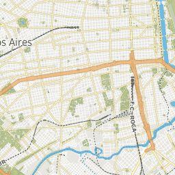Mapa Interactivo de Buenos Aires - Gobierno de la Ciudad Autónoma de Buenos Aires
