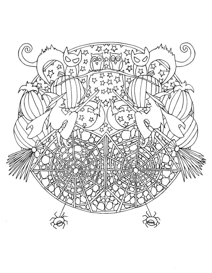 22 best Fall Coloring Pages colouring coloring books adult