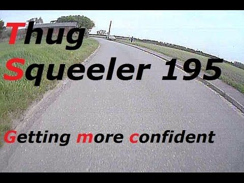 THUG SQUEELER 190 - DVR FPV FOOTAGE - TMOTOR F60 - FREESTYLE - DRONE