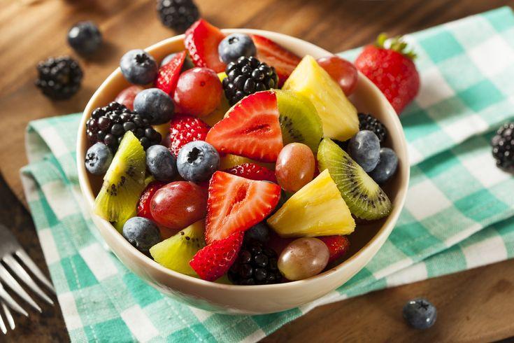 Sałatka owocowa przepis